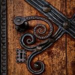 Spiral Door Handle and Hardware by Oz Pfenninger, f16 Digital, Score: 10