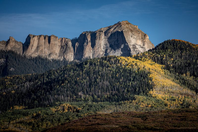 Courthouse Mountain by Gary Witt, f16 Color, Score: 10