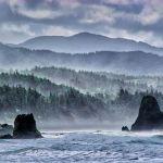 Foggy Morning by Dick York, f16 Digital, Score: 9