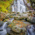 Moss Glen Falls by Ronald Schaller, f16 Digital, Score: 10