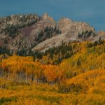 Autumn at Kebler Pass by Bill Rothenmeyer, f11 Color Digital, Score: 10