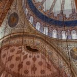 A Dome in the Blue Mosque by Nancy Myer, HM f11 Digital
