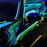 Parking Lot Reflections by Dan Greenberg, f16 Digital, Score: 9
