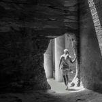 Shadows in Petra by Ally Green, f8 Digital, Score: 10