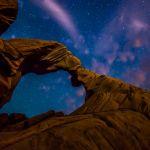 Arch Rock at Night by Danny Lam, f16 Digital, Score: 10