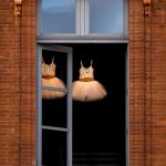 Window Ballerina in Toulouse, France by Jeff Hochwalt, f11 Digital, Score: 9