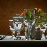 Table Setting by Joe Bonita, f16 Digital, Score: 10