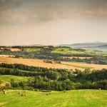 Rolling Hills by Lorenzo Landini, f11 Digital, Score: 9