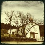 Old Chapel in Apache Canyon by Nancy Myer, f16 Digital, Score: 9