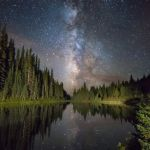 Lake Irene, RMNP Milky Way by Todd Christensen, f8 Digital, Score - 9