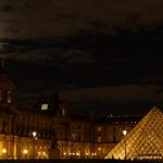 The Louvre by Lucius Ashby, f11 Digital, Score: 9