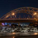 Lights. Bridge. Water. by Clifford Stockdill, f5.6 Digital, Score: 9