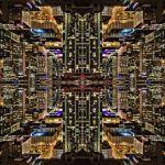 city lights by Travis Broxton, f16 Digital, Score: 10